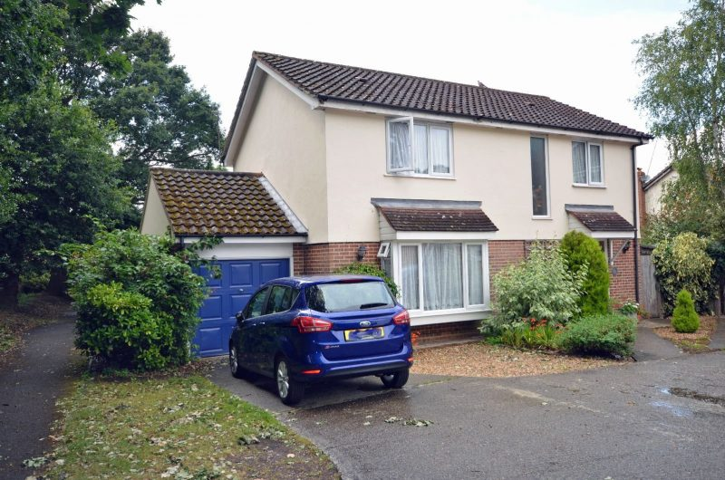 Pevensey Way, CAMBERLEY