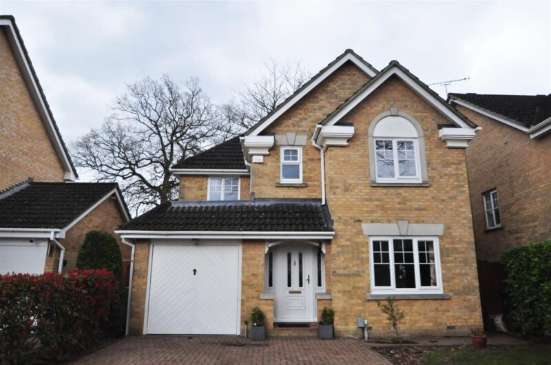 Paget Close, Camberley, Surrey